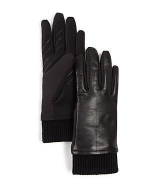 Ur Leather Tech Gloves