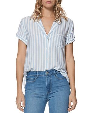 Paige Colwyn Striped Shirt