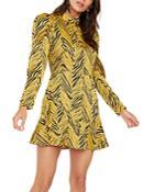 Rahi Sophie Tigress Mini Dress