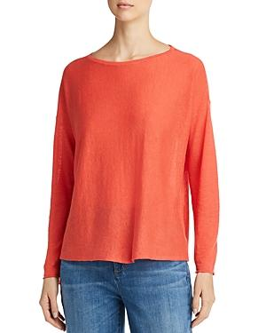 Eileen Fisher Petites Cropped Sweater