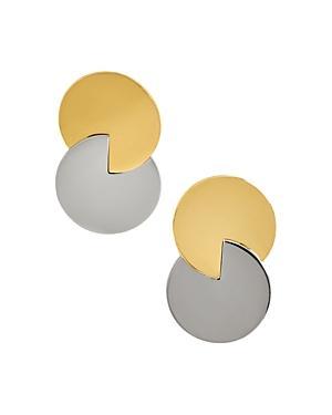 Baublebar Roni Double Circle Stud Earrings
