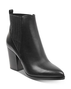 Marc Fisher Ltd. Women's Alva High Block Heel Booties