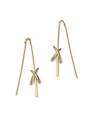 Bloomingdale's X Threader Earrings In 14k Yellow Gold - 100% Exclusive