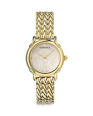 Versace Safety Pin Watch, 34mm