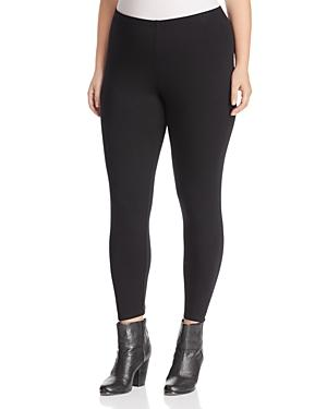 Eileen Fisher Plus Ankle Leggings