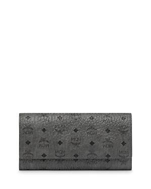 Mcm Visetos Original Trifold Wallet