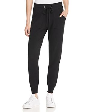 C By Bloomingdale's Cashmere Joggers