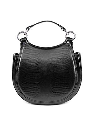 Behno Tilda Leather Saddle Bag