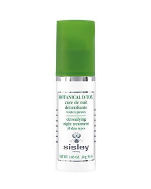 Sisley Paris Botanical D-tox Detoxifying Night Treatment