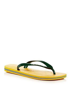Havaianas Men's Brazil Logo Flip-flops