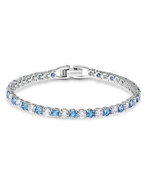 Swarovski Tennis Deluxe Crystal Bracelet