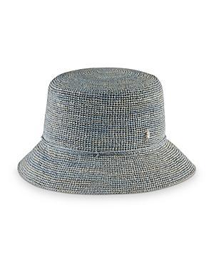 Helen Kaminski Tonya Raffia Bucket Hat