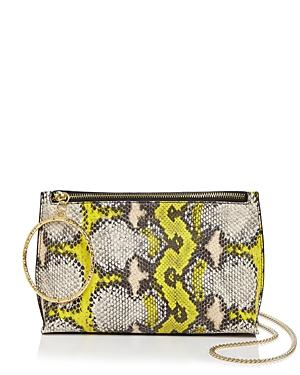 Ted Baker Imanie Small Leather Bracelet Clutch
