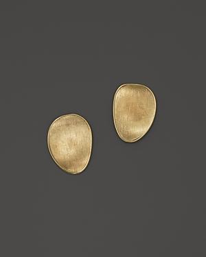 Marco Bicego 18k Yellow Gold Lunaria Stud Earrings