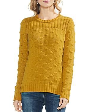 Vince Camuto Petites Popcorn Knit Sweater