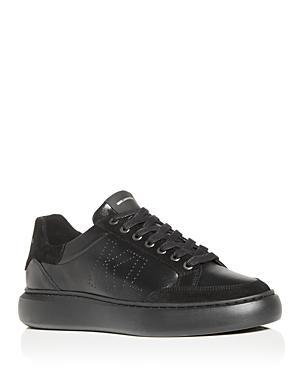 Karl Lagerfeld Paris Men's Low Top Sneakers