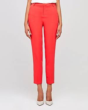 L'agence Eleanor Straight Leg Pants