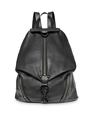 Rebecca Minkoff Julian Jumbo Leather Backpack