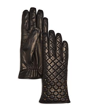 Bloomingdale's Quilted Gloves