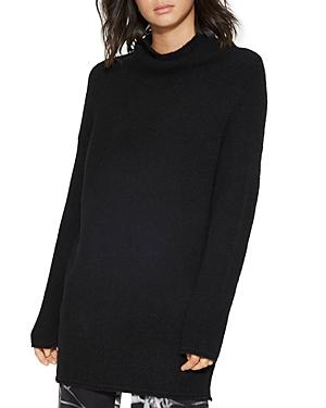 Halston Heritage Funnel-neck Sweater