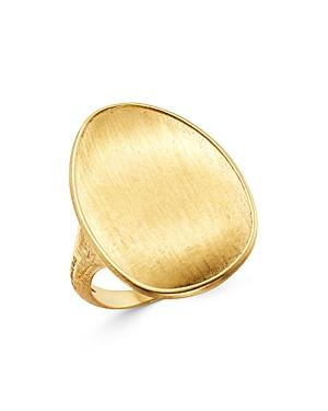 Marco Bicego 18k Yellow Gold Lunaria Ring