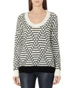 Reiss Ellis Cable Knit Sweater