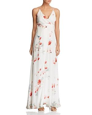 The Jetset Diaries Isabella Maxi Dress