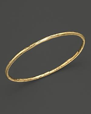 Ippolita 18k Gold #1 Glamazon Bangle