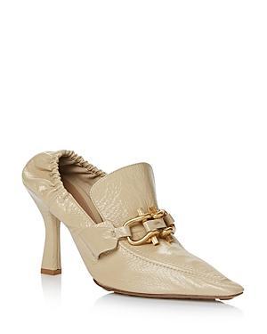 Bottega Veneta Women's Snip Toe Decorative Strap High Heel Pumps