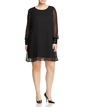 Junarose Luna Beaded Cuff Dress
