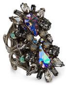 Sorrelli Swarovski Crystal Ring