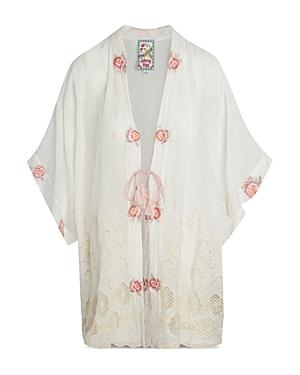 Johnny Was Kahlil Embroidered Kimono