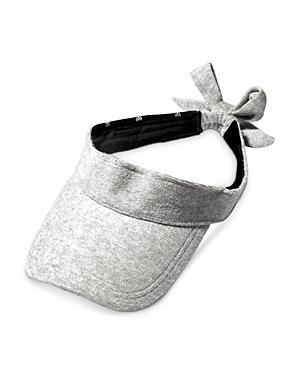 Lele Sadoughi Bow Tie Visor