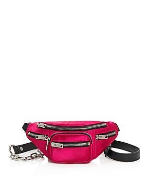 Alexander Wang Attica Mini Satin Belt Bag