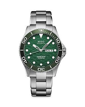 Mido Ocean Star 200c Caliber 80 Watch, 42.5 Mm