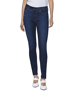 Paige Hoxton Ultra-skinny Jeans In Pinetree