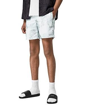 Allsaints Tie Dye Swim Shorts