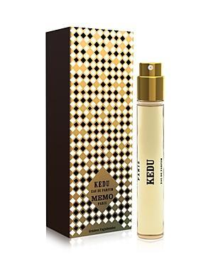 Memo Paris Kedu Eau De Parfum Travel Spray Refill 0.33 Oz.
