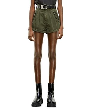The Kooples Kaki Shorts
