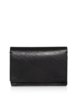 Cole Haan Washington Grand Leather Card Case