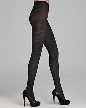 Hue Houndstooth Tights