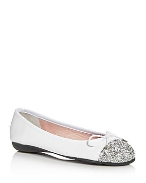 Paul Mayer Brill Brighton Glitter Ballet Flats