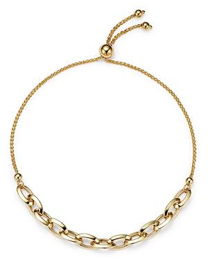 Bloomingdale's Large Link Bolo Bracelet In 14k Yellow Gold - 100% Exclusive