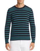 Vilebrequin Striped Crewneck Sweater