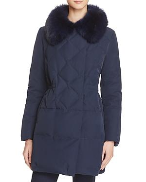 Maximilian Furs Fox Fur Down Coat - Bloomingdale's Exclusive