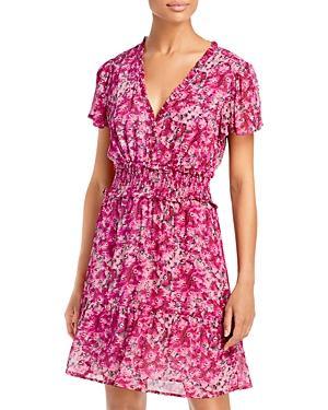 Paige Giannina Printed Dress