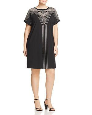 Nic And Zoe Plus Havana Nights Tunic Dress