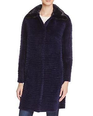 Maximilian Furs Sheared Beaver Fur Coat - Bloomingdale's Exclusive