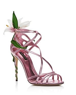 D & G Women's High-heel Sandals