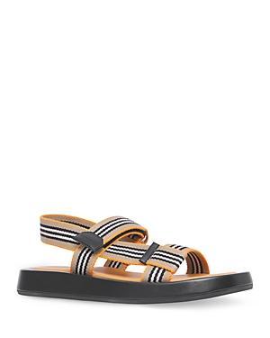 Burberry Women's Icon Stripe Sandals